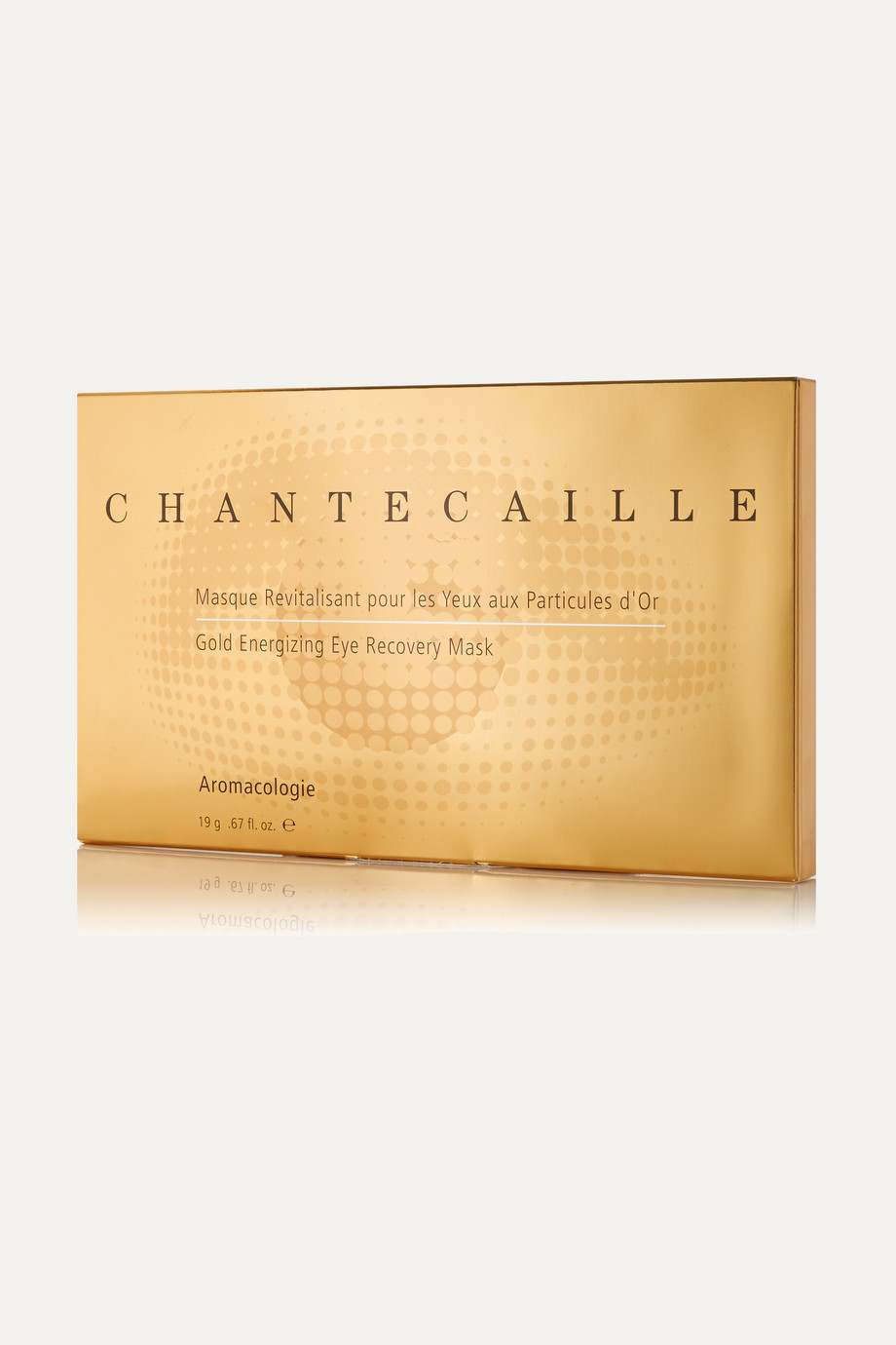 Chantecaille Gold Energizing Eye Recovery Mask – 8 Augenmasken