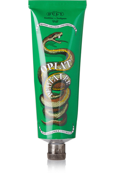 BULY Opiat Dentaire Toothpaste, 75Ml - Mint, Coriander And Cucumber in Colorless