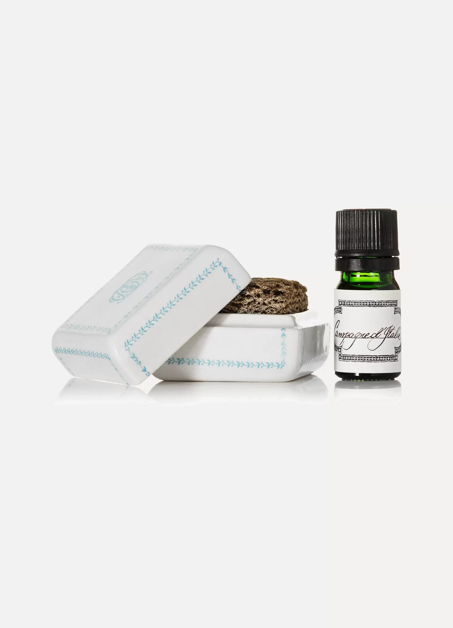 Buly 1803 Alabastron home fragrance set