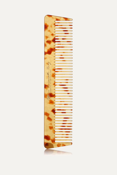 BULY DRESSING COMB - COLORLESS