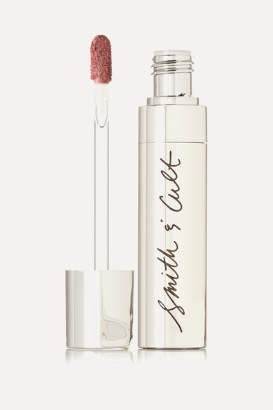 The Tainted Lip Stain - Kissing Tiny Flowers in Antique Rose