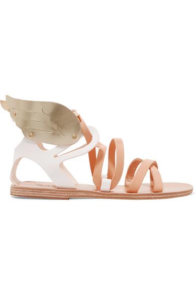 a42246c7bee3 Ancient Greek Sandals Nephele Platinum