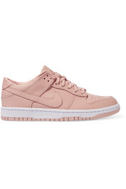 Nike Quickstrike Dunk leather sneakers