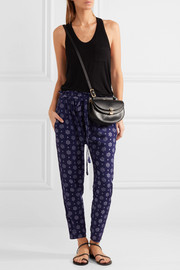 Eberjey Buena Vista Hudson printed voile tapered pants