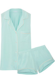 Gisele stretch-modal pajama set