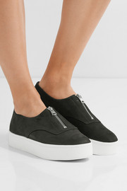 Warner nubuck sneakers