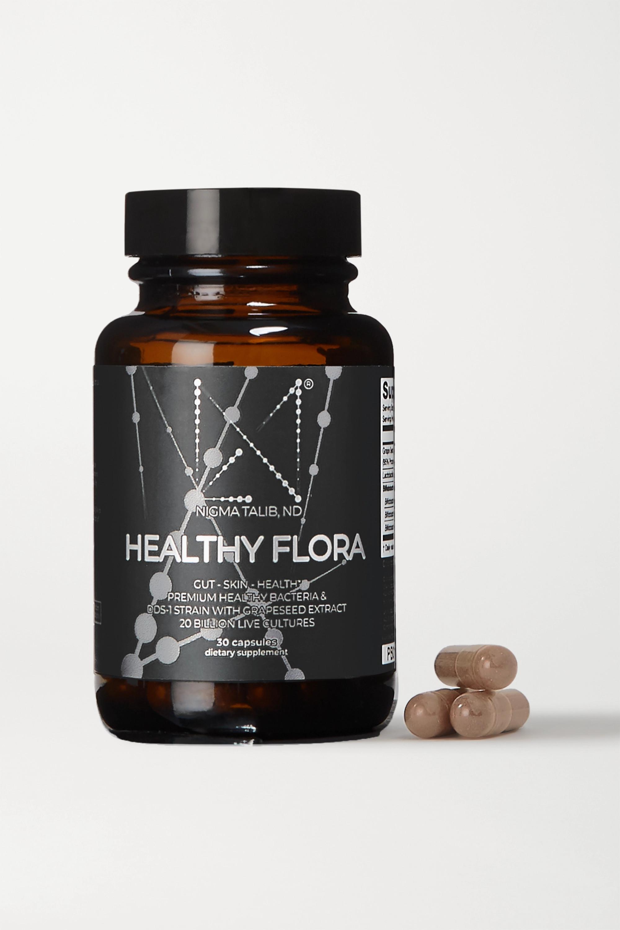 Dr Nigma Talib Healthy Flora – Nahrungsergänzungsmittel (30 Kapseln)