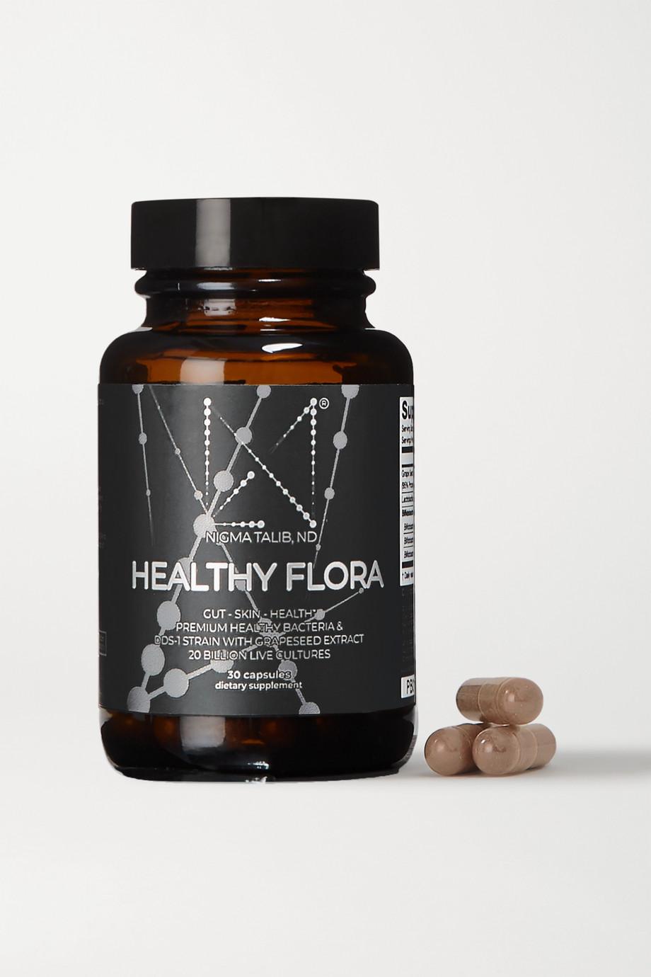 Dr Nigma Talib Complément alimentaire Healthy Flora, 30 gélules