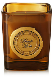 Black Moss scented candle, 180g