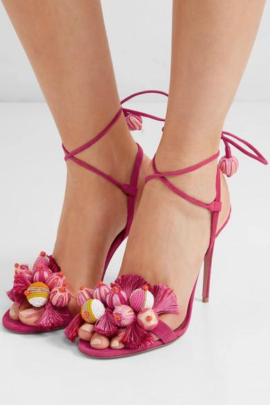 Aquazzura Tropicana sandals IffHuuq4x