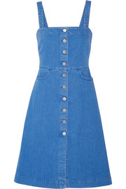 Stella McCartney Linda stretch-denim dress