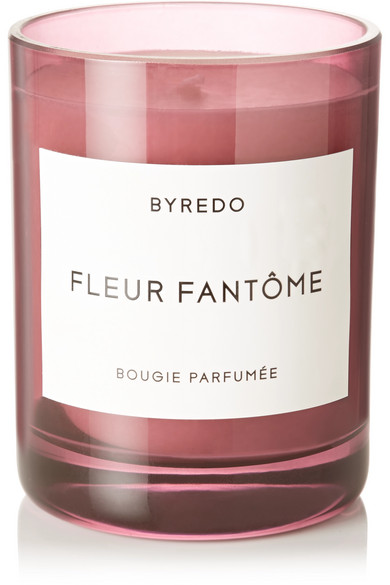 Byredo - Fleur Fantôme Scented Candle, 240g - Pink