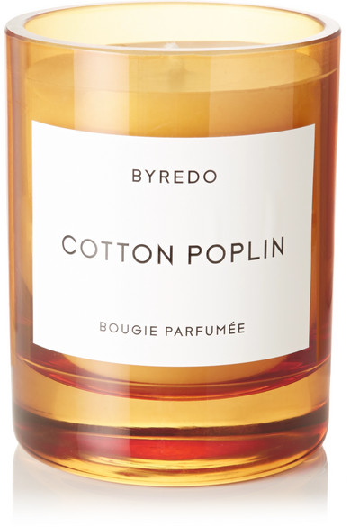 Byredo - Cotton Poplin Scented Candle, 240g - Orange