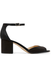 Susie satin sandals