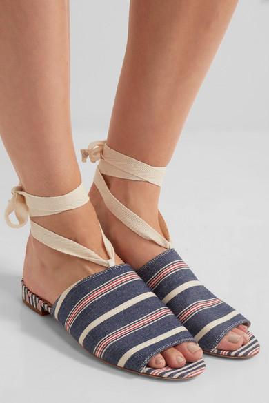 Tai Ankle Wrap Slide Sandal sale fashionable gJHdLPVuIw