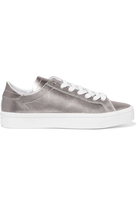 Silver Court Vantage metallic smooth