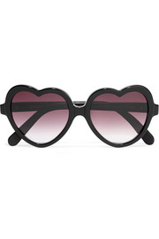 Love Bite acetate sunglasses