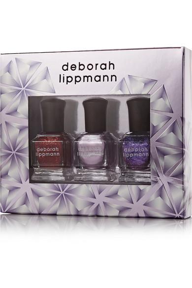 Deborah Lippmann | Purple Rain Nail Polish Set | NET-A-PORTER.COM
