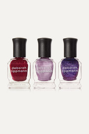 Purple Rain Nail Polish Set – Nagellackset