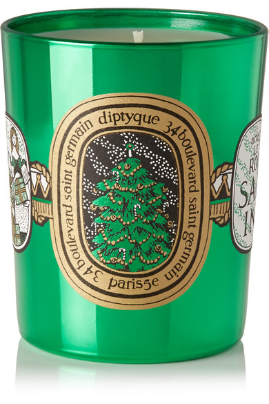 Diptyque - Le Roi Sapin Scented Candle, 190g - Green