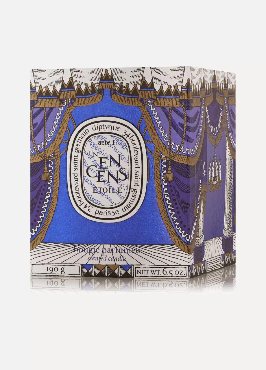 Diptyque Un Encens Etoile scented candle, 190g