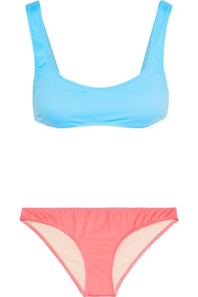 The Elle two-tone bikini