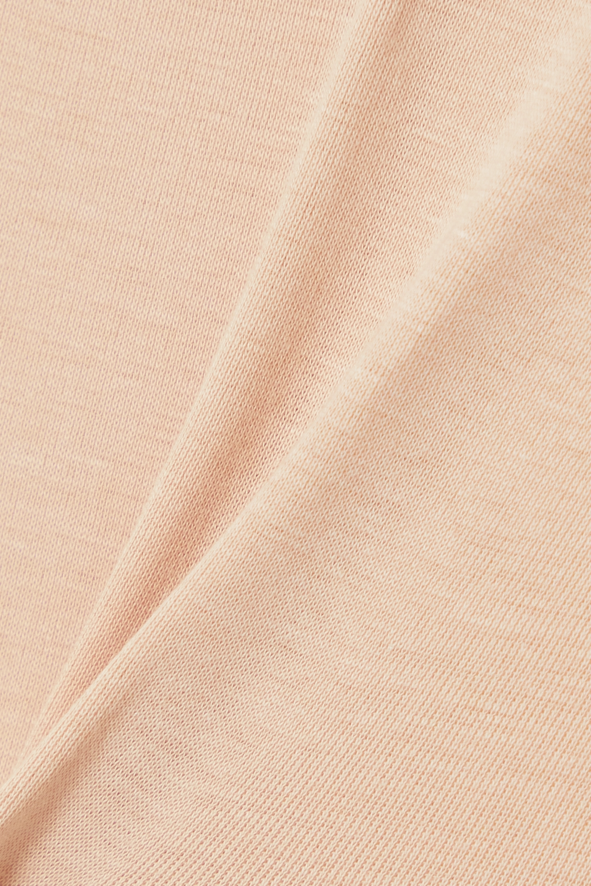 Hanro Satin-trimmed mercerized cotton camisole