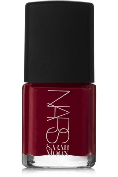 NARS - + Sarah Moon Nail Polish - La Dame En Noir - Red