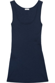 Ultralight mercerized cotton camisole