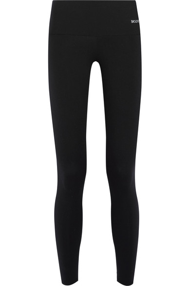 Bodyism - Nathalie Stretch-jersey Leggings - Black