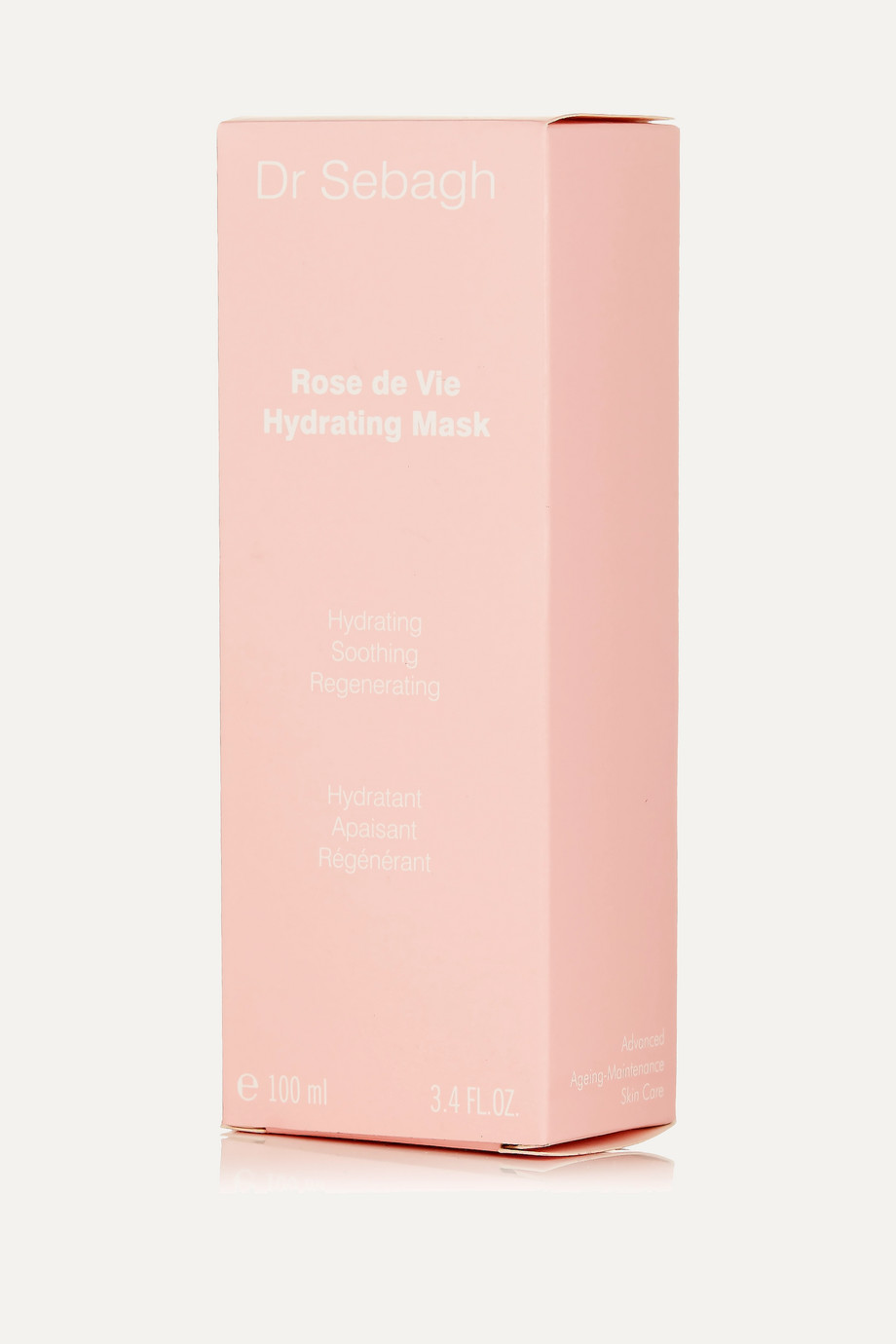 Dr Sebagh Masque hydratant Rose de Vie, 100 ml