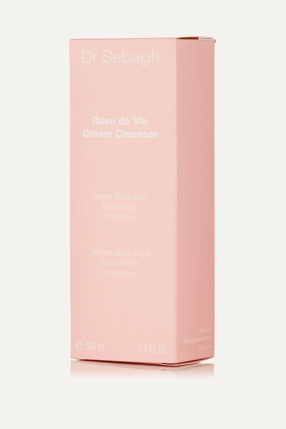 Dr Sebagh Rose de Vie Cream Cleanser, 100 ml – Reinigungsmilch
