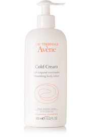 Avene Cold Cream Nourishing Body Lotion, 400ml