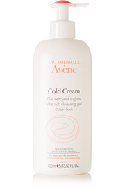 Avene Cold Cream Ultra Rich Cleansing Gel, 400ml