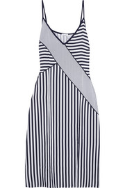 Splendid Striped voile dress