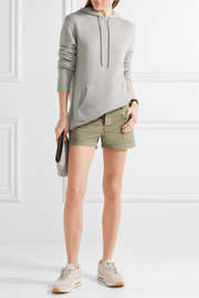 J Brand Brona cotton-blend shorts
