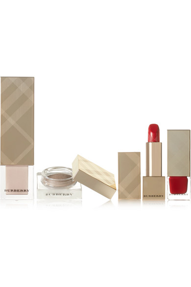 Burberry Beauty - Festive Makeup Beauty Box - Red