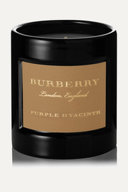 Burberry Beauty Purple Hyacinth scented candle, 240g