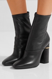 3.1 Phillip Lim Kyoto leather boots