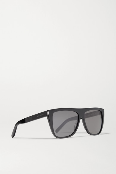 f5e8b57d34 Saint Laurent. D-Frame acetate sunglasses