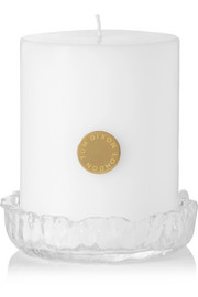 Quartz Pillar candle set, 880g