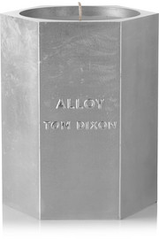 Alloy scented candle, 540g