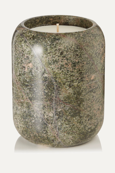 TOM DIXON Stone Large Scented Candle, 540G in Colorless