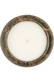 Stone medium scented candle, 245g