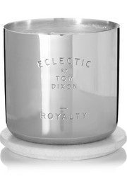 Tom Dixon Royalty scented candle, 550g