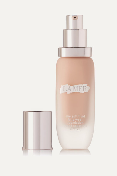 Image result for La Mer, Soft Fluid Long Wear Foundation – $110
