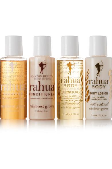 Rahua - Jet Setter Hair And Body Set
