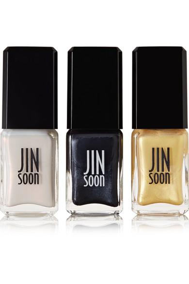 JINsoon - Nail Polish - Pearl Collection - Multi