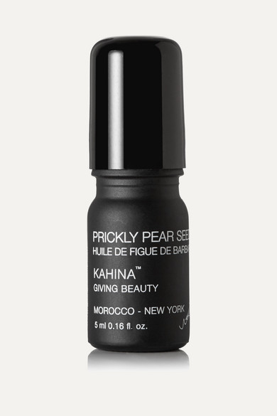 KAHINA GIVING BEAUTY Prickly Pear Seed Oil Roller Ball, 5Ml - Colorless