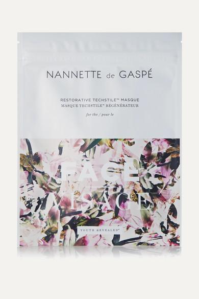 NANNETTE DE GASPÉ Restorative Techstile Face Masque - Colorless